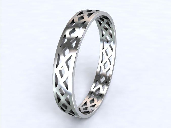 Ag925 prsten apač