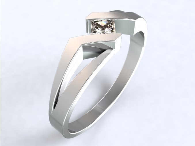 Ag925 prsten India