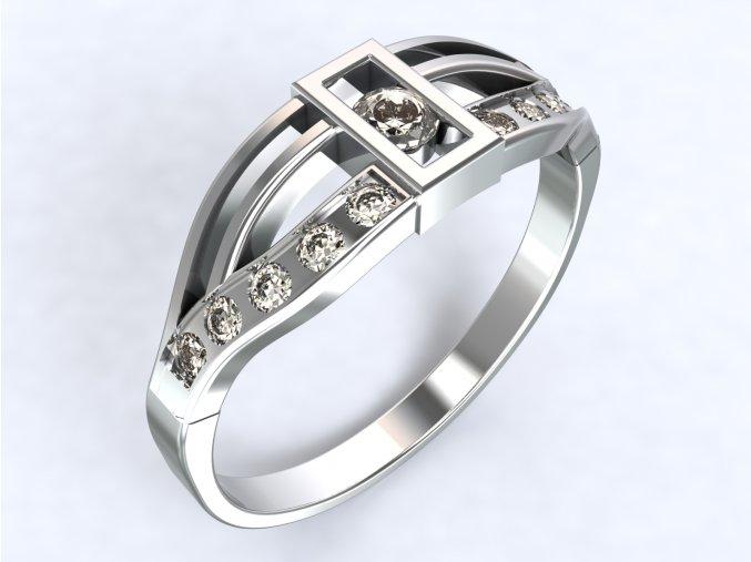 Ag925 prsten Péťa