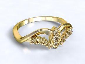 Zlatý prsten 1300301