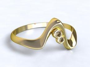 Zlatý prsten vlna 1300801