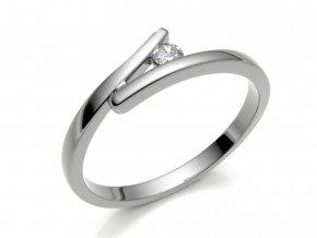 Zlatý zásnubní prsten 2303401