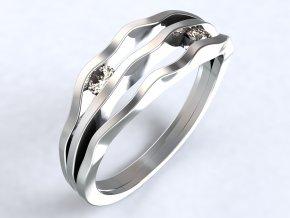 Ag925 prsten říčka