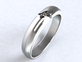 Ag925 prsten navetka