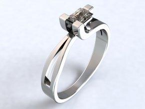 Ag925 prsten bagr