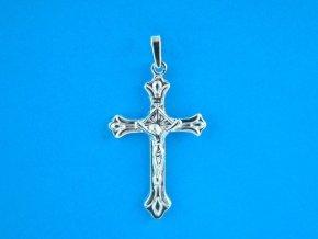 Ag925 kříž jednoduchý