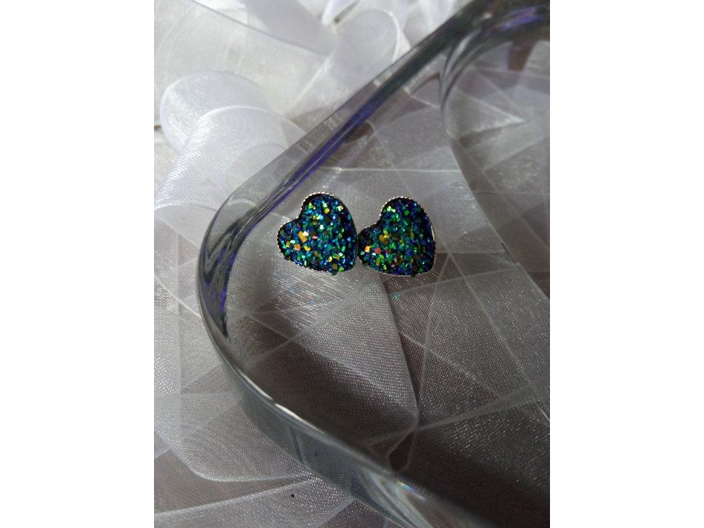 Pecky HEARTS Color