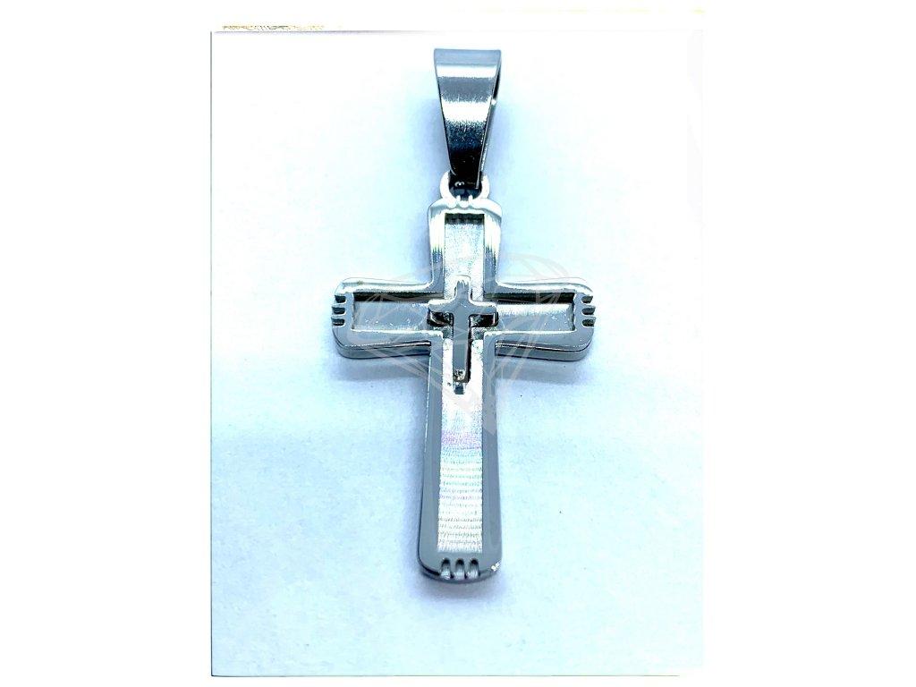 (O405) Ocelový kříž