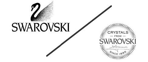 Rozdiel medzi Swarovski® Original a Swarovski® Crystals ?