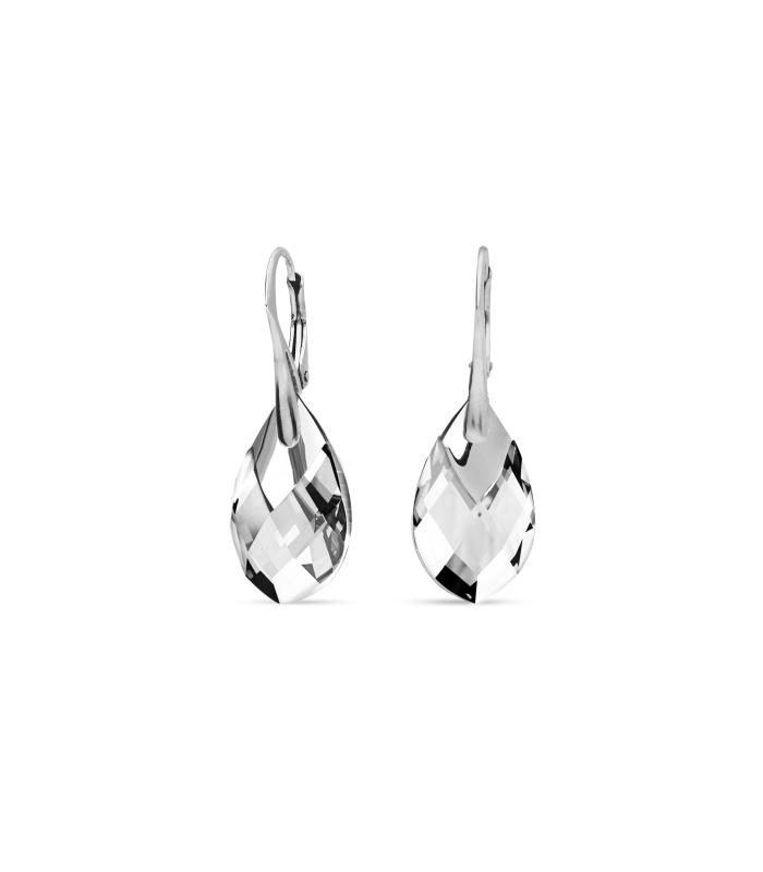 kolczyki-silver-drop-crystal