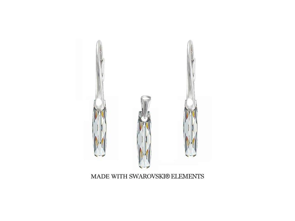 Set Column s kryštálmi Swarovski Elements Crystal
