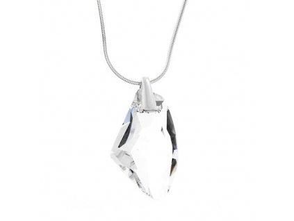 Náhrdelník s kryštálom Swarovski® GALACTIC Crystal 27 mm