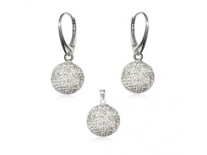 Swarovski Elements set Disco Ball Crystal 12 mm