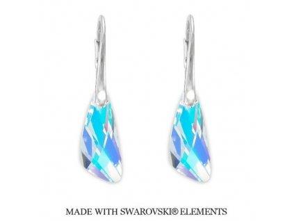 Náušnice Naneth s kryštálmi Swarovski®Crystals Wing AB