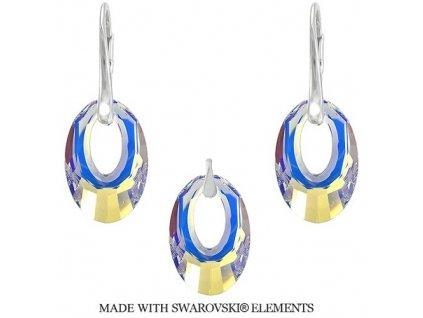 Set Helios Swarovski Elements AB