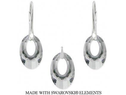 Set Helios Swarovski Elements CAL V