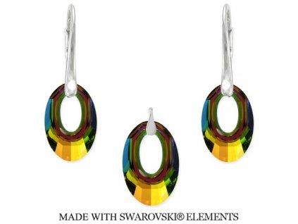 Set Helios Swarovski Elements VM