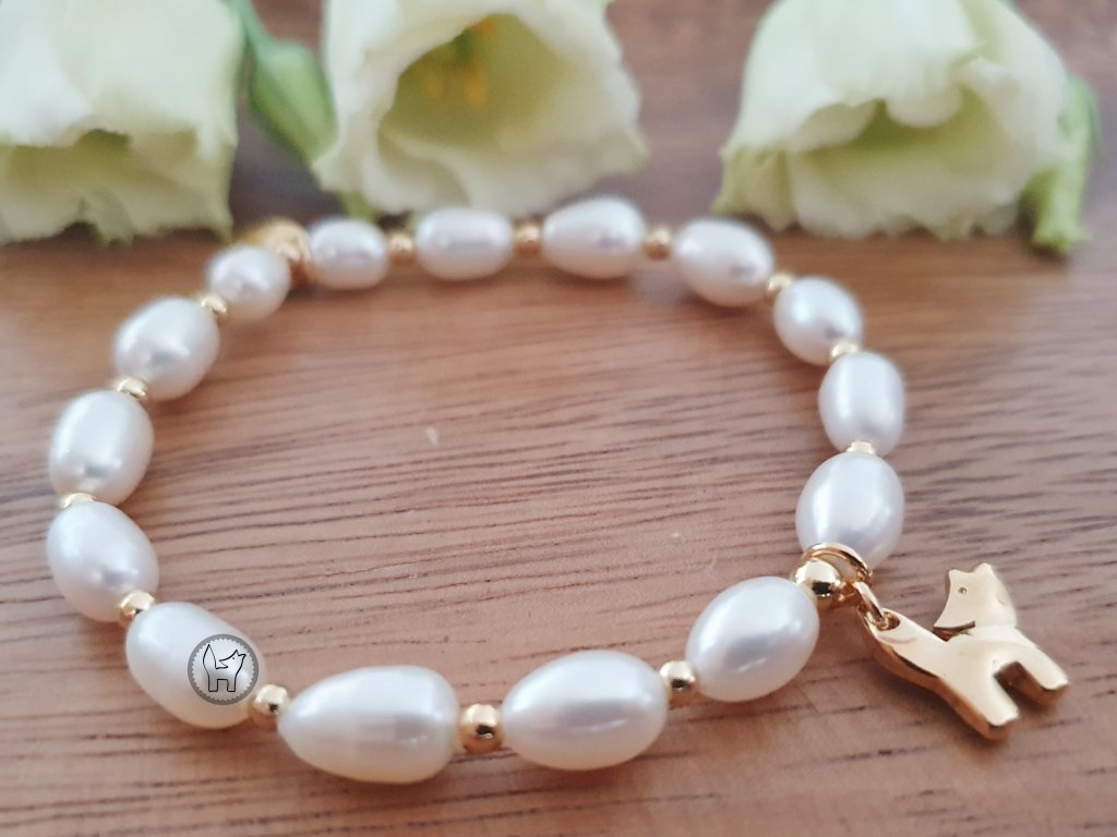 All About Pearls Gold