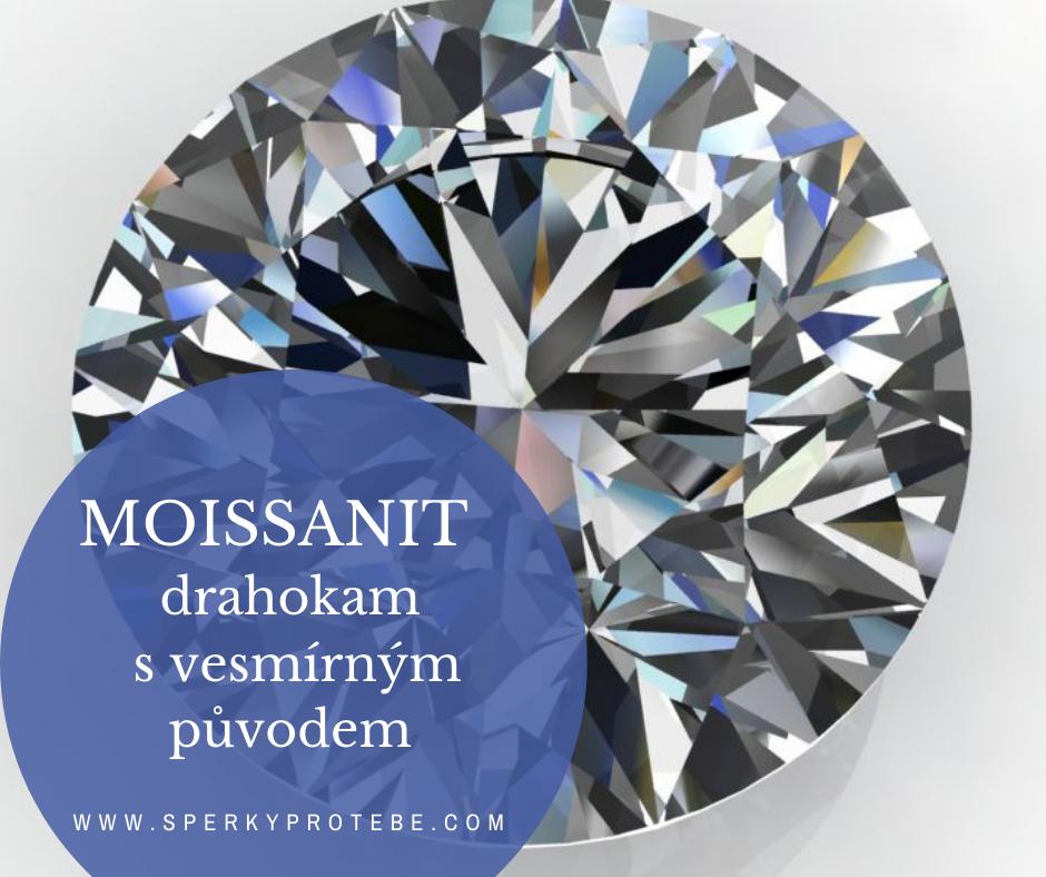 Moissanit – drahokam s vesmírným původem