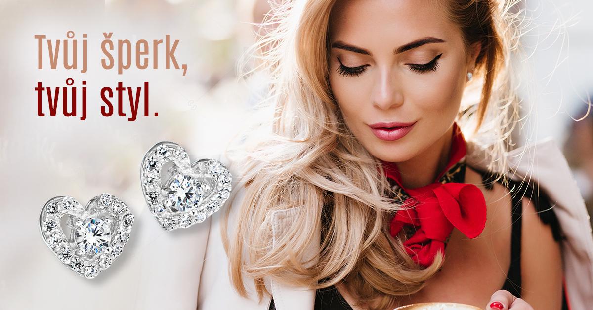Nový web Šperky pro tebe