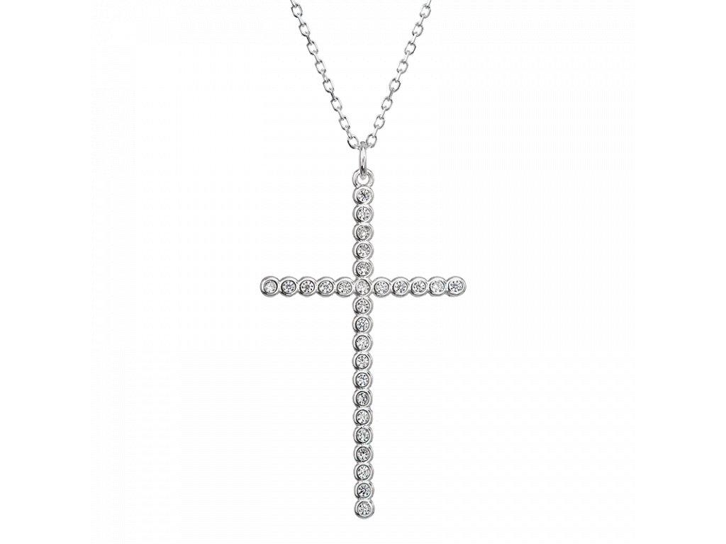 Stříbrný přívěsek Symbol života