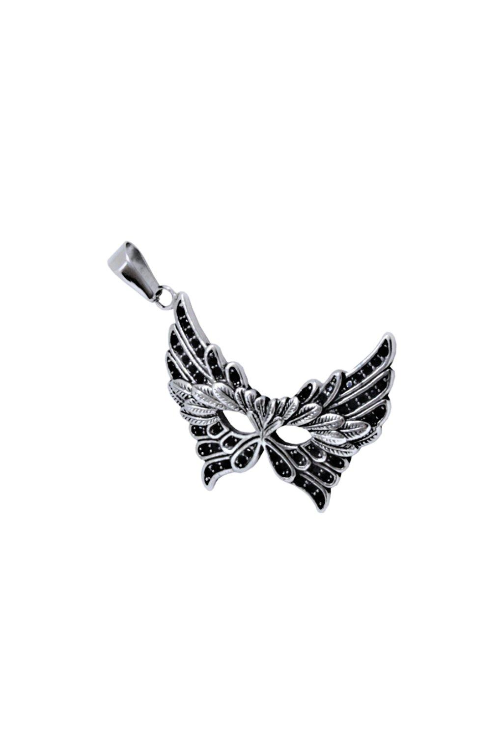 Skalimar Přívěsek z chirurgické oceli BLACK DIAMOND GHOTIC 313955/2