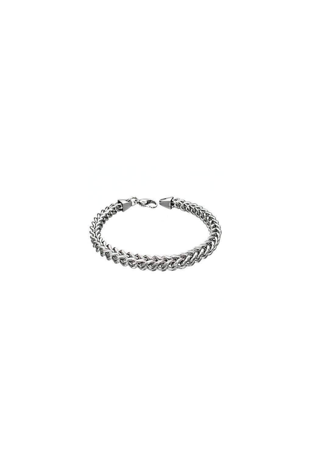 Skalimar Řetízek z chirurgické oceli ŘETĚZ SE SPLÉTANÝMI OČKY 550006001/60