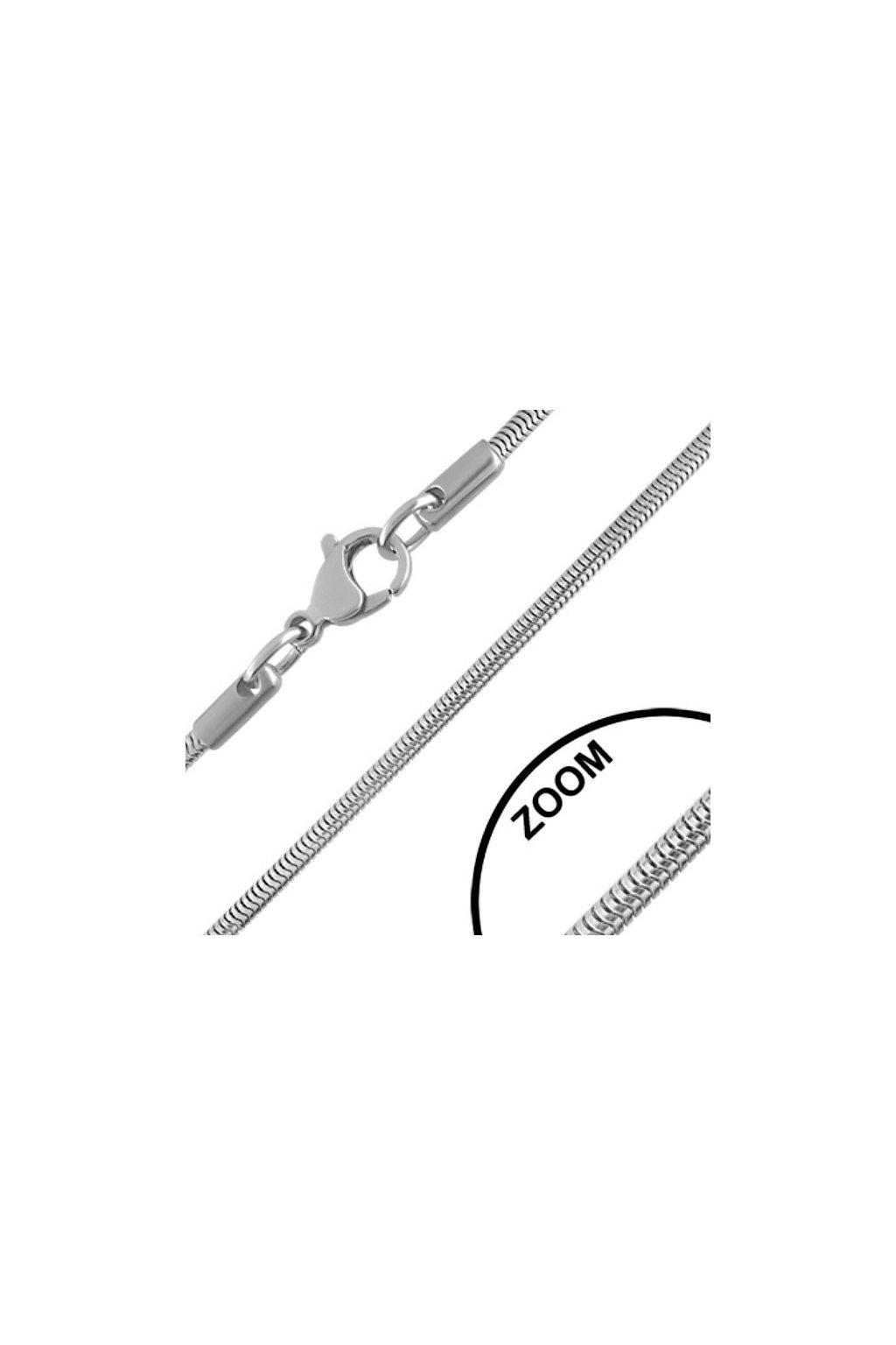 Skalimar Řetízek z chirurgické oceli HAD 51001404/45