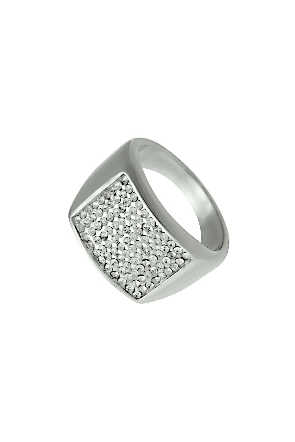 Skalimar Prsten z chirurgické oceli LUXURY DESIGN 312569