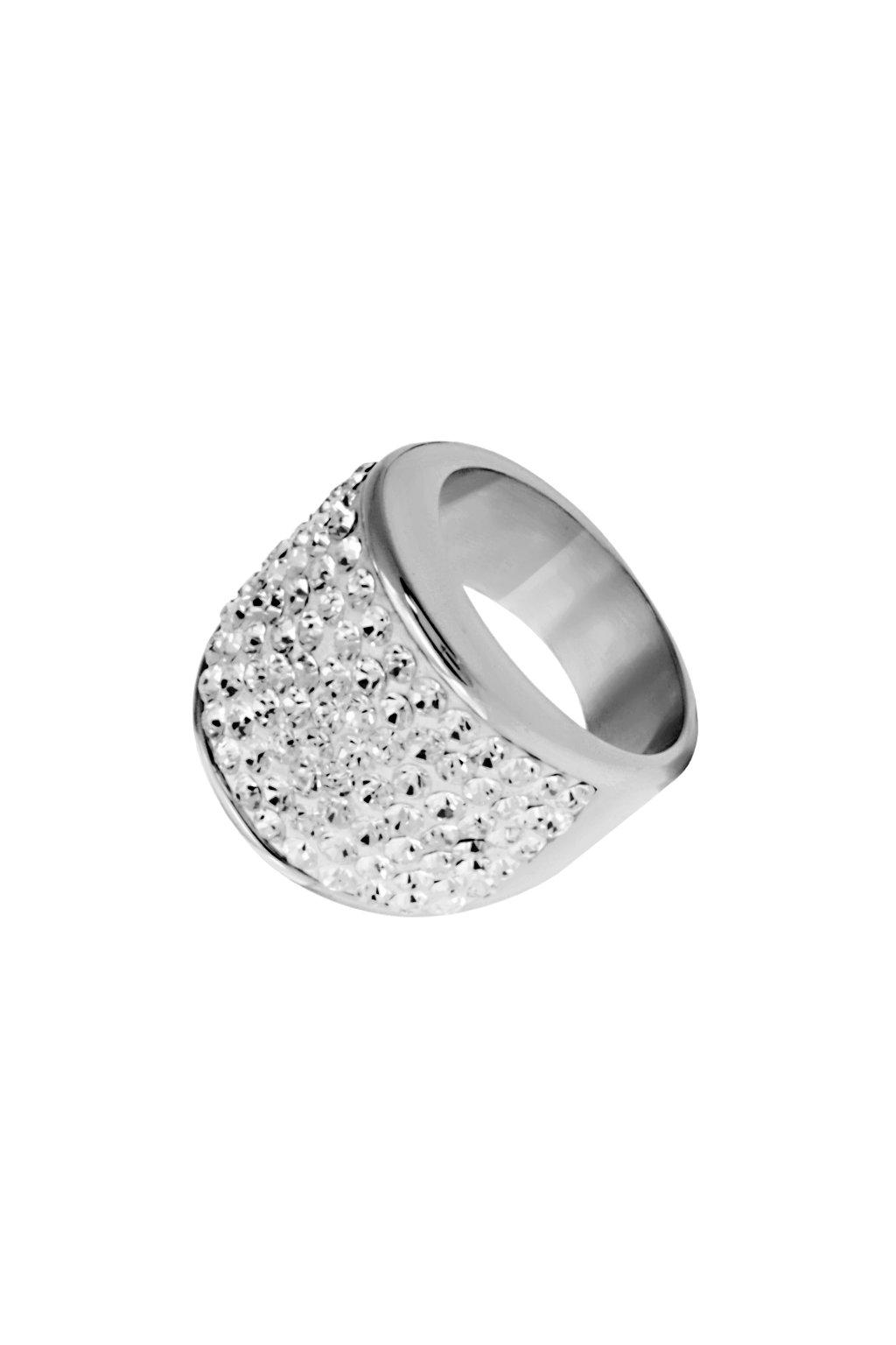 Skalimar Prsten z chirurgické oceli LUXURY DESIGN 312446