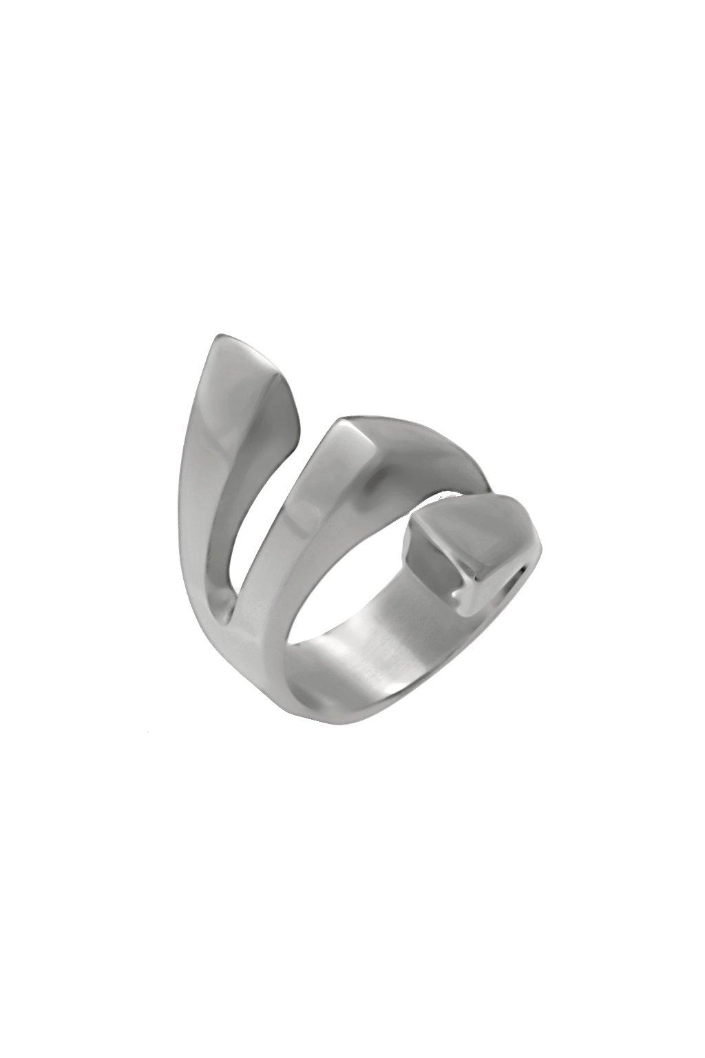 Skalimar Prsten z chirurgické oceli FASHION BOMB 312599