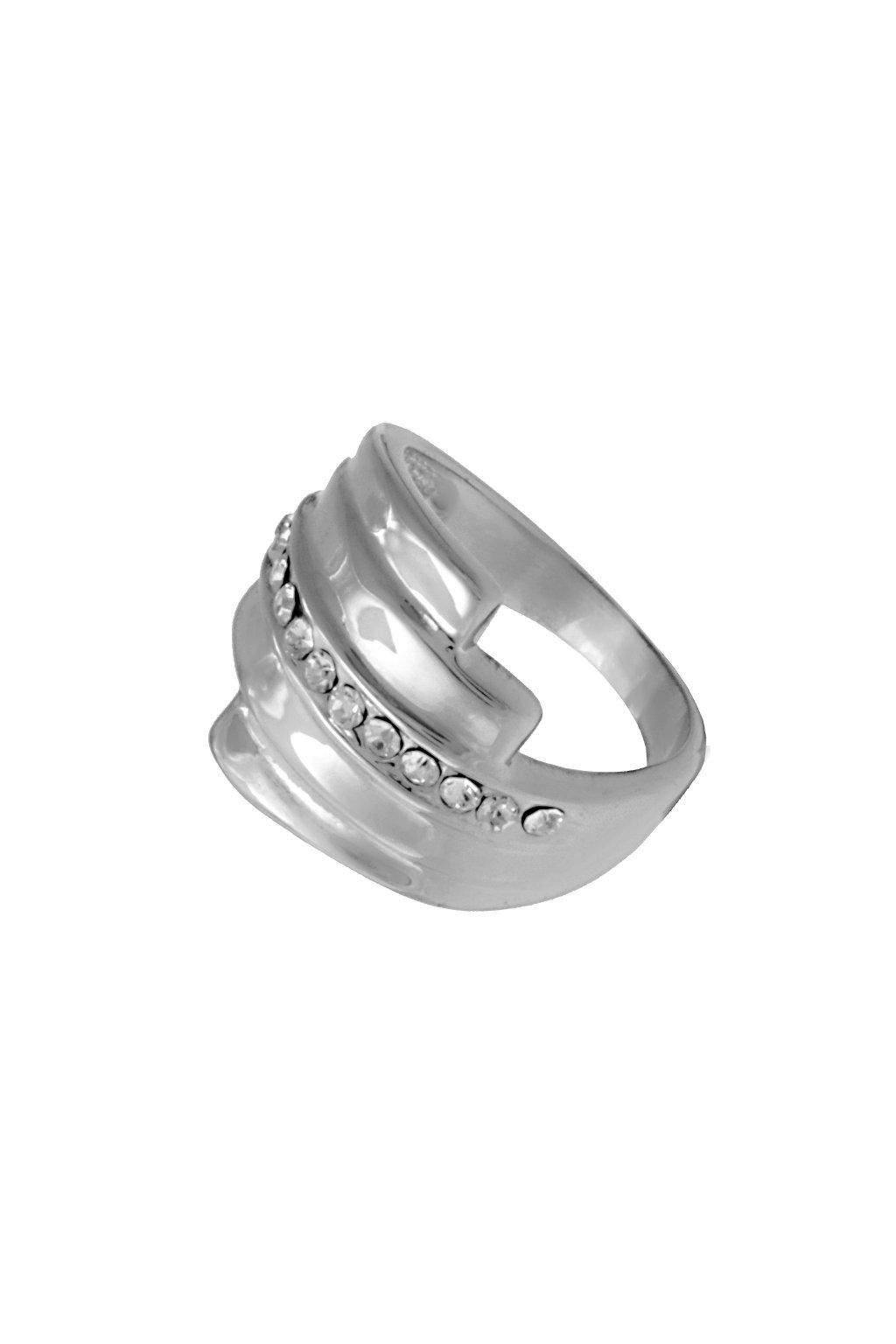 Skalimar Prsten z chirurgické oceli ELEGANCE 312609
