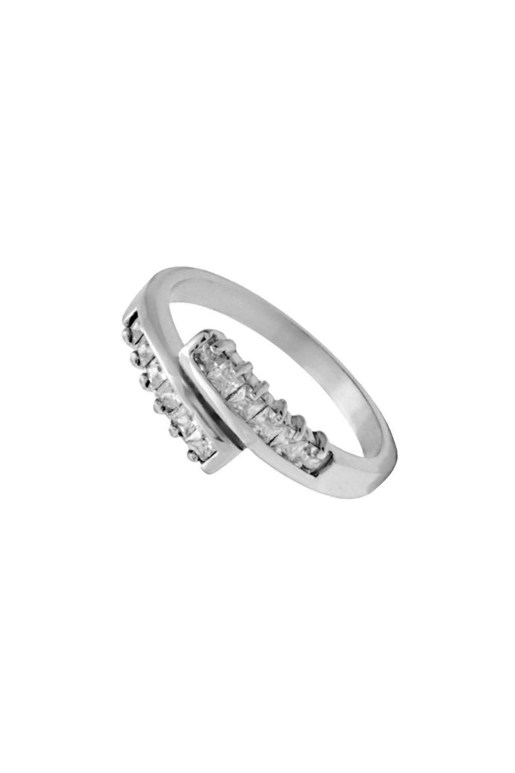 Skalimar Prsten z chirurgické oceli KŘIŠŤÁLKY 312618