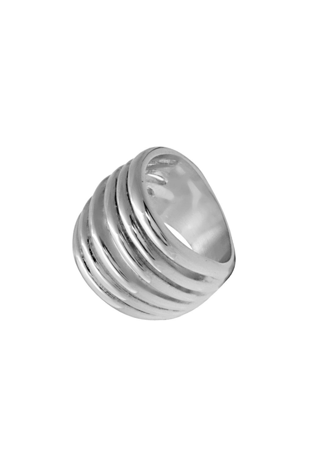 Skalimar Prsten z chirurgické oceli ELEGANCE 312603