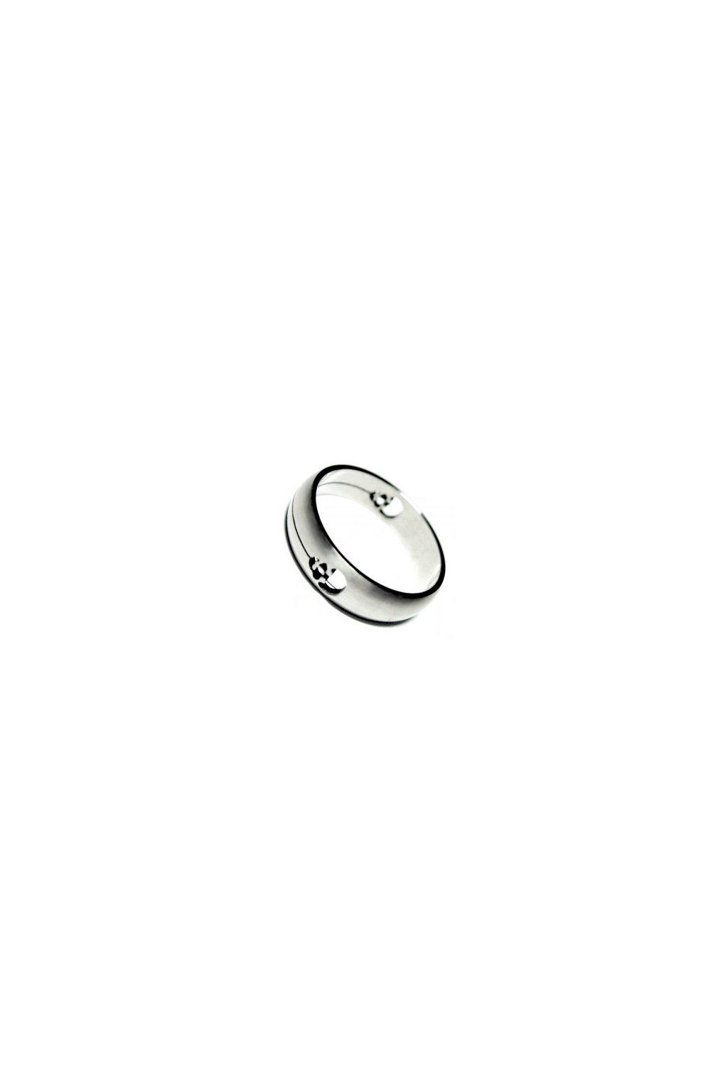 Skalimar Prsten z chirurgické oceli S ORNAMENTEM 212027