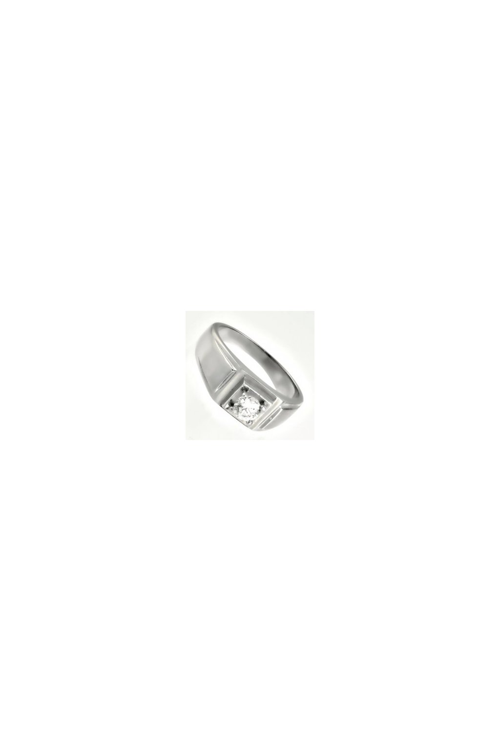 Skalimar Prsten z chirurgické oceli S KAMÍNKEM 212102