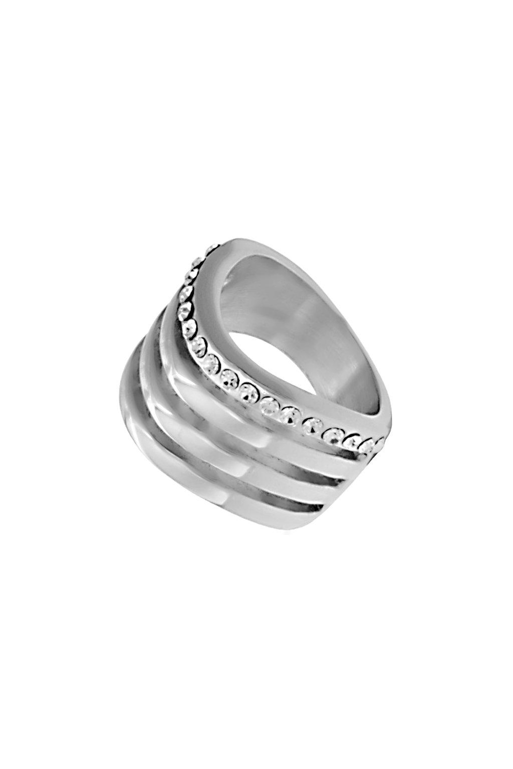 Skalimar Prsten z chirurgické oceli VLNKA 312602