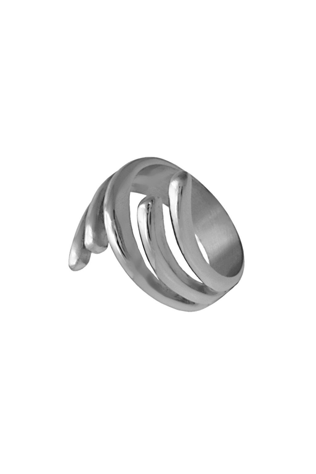 Skalimar Prsten z chirurgické oceli ELEGANCE 312604