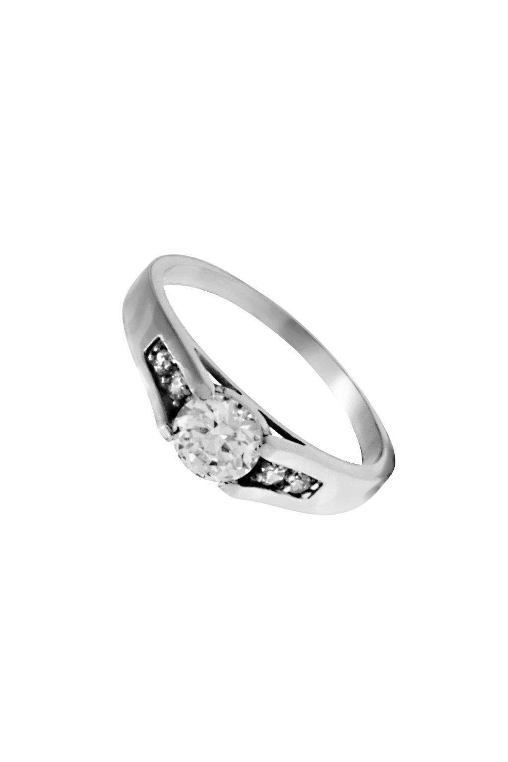 Skalimar Prsten z chirurgické oceli ZÁSNUBNÍ 312621