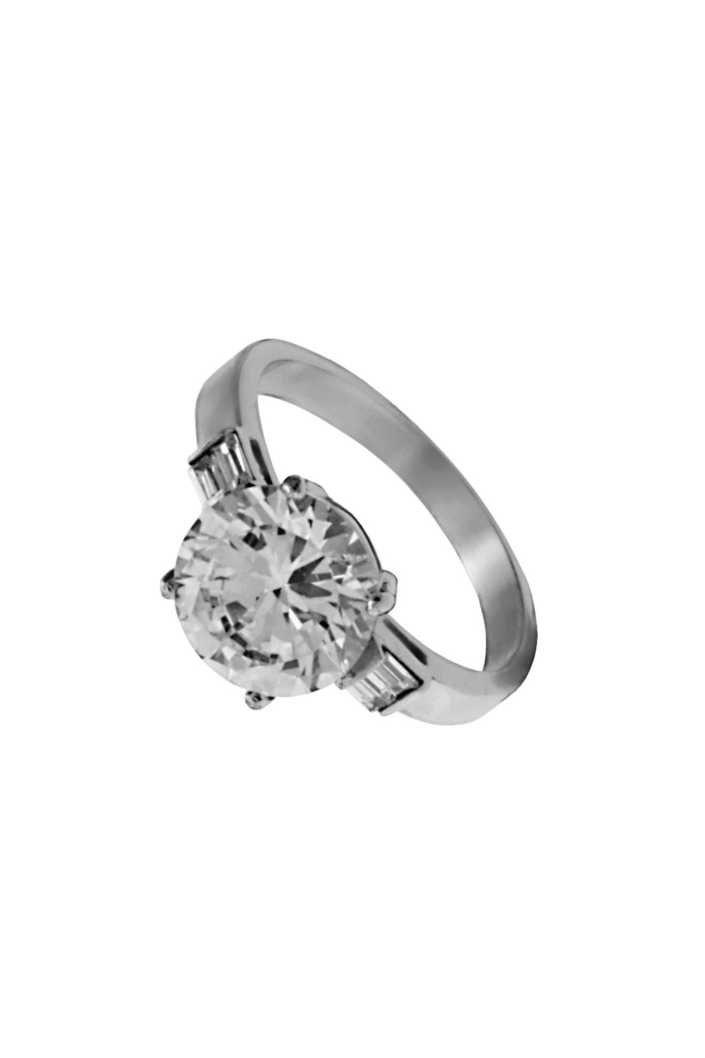 Skalimar Prsten z chirurgické oceli ZÁSNUBNÍ 312622