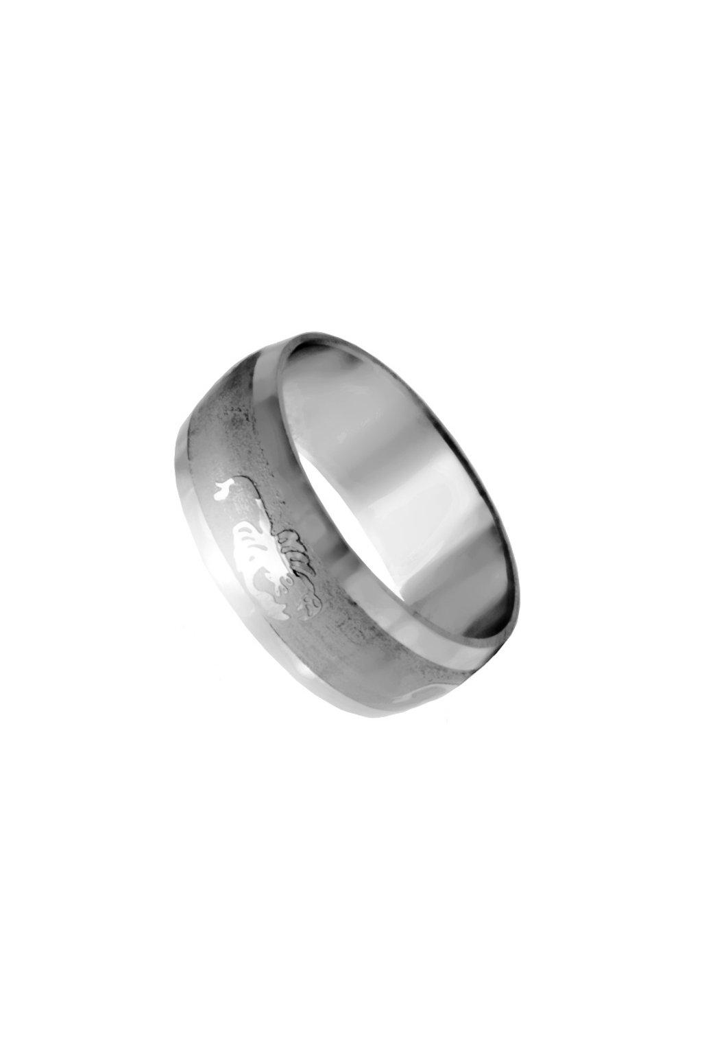 Skalimar Prsten z chirurgické oceli ŠTÍR 312401