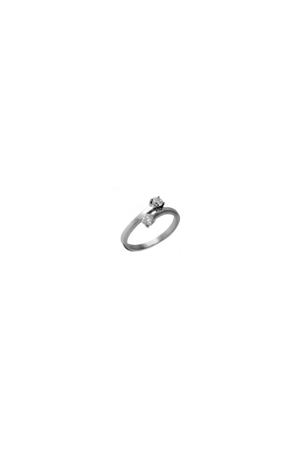 Skalimar Prsten z chirurgické oceli ELEGANCE 312434