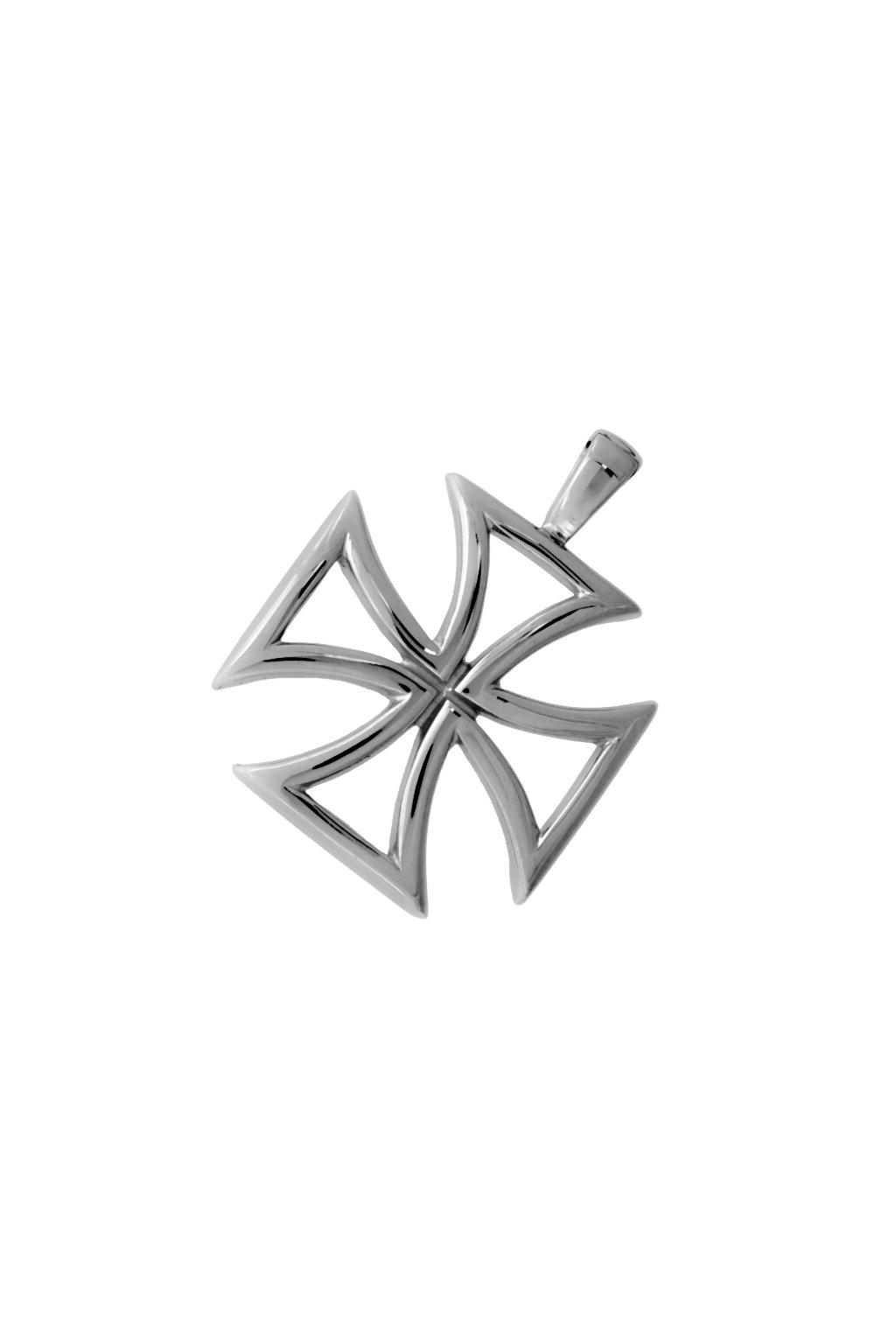 Skalimar Přívěsek z chirurgické oceli KELTSKÝ KŘÍŽ 313568