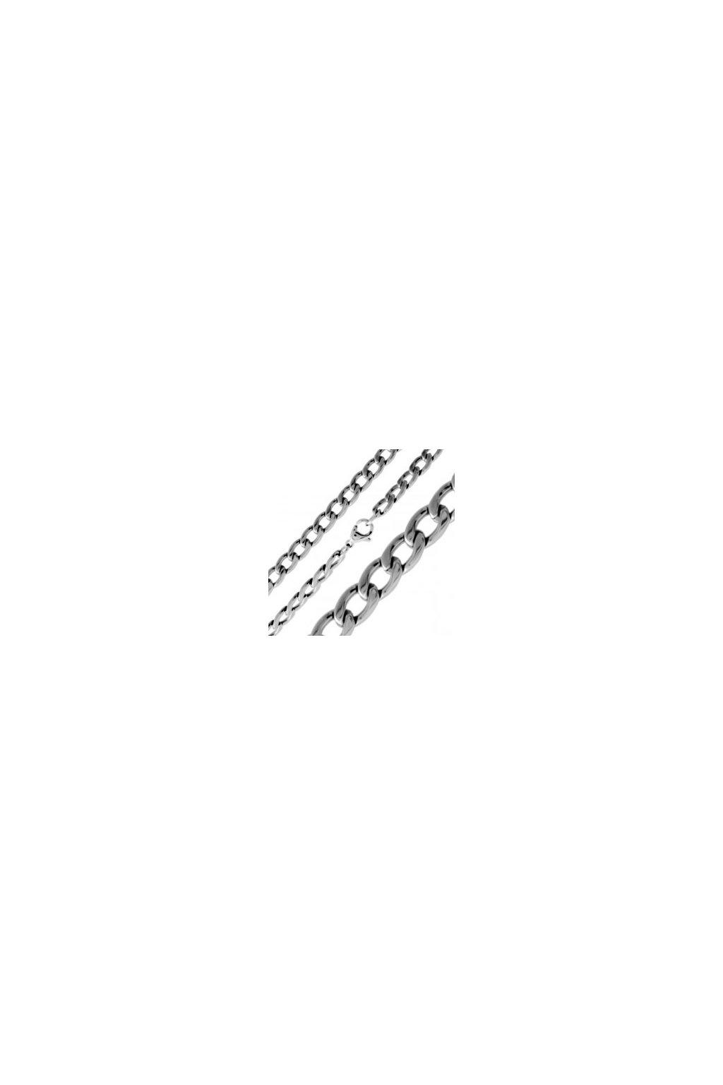 Skalimar Řetízek z chirurgické oceli MASIVNÍ ŘETĚZ PANCER 315440/2