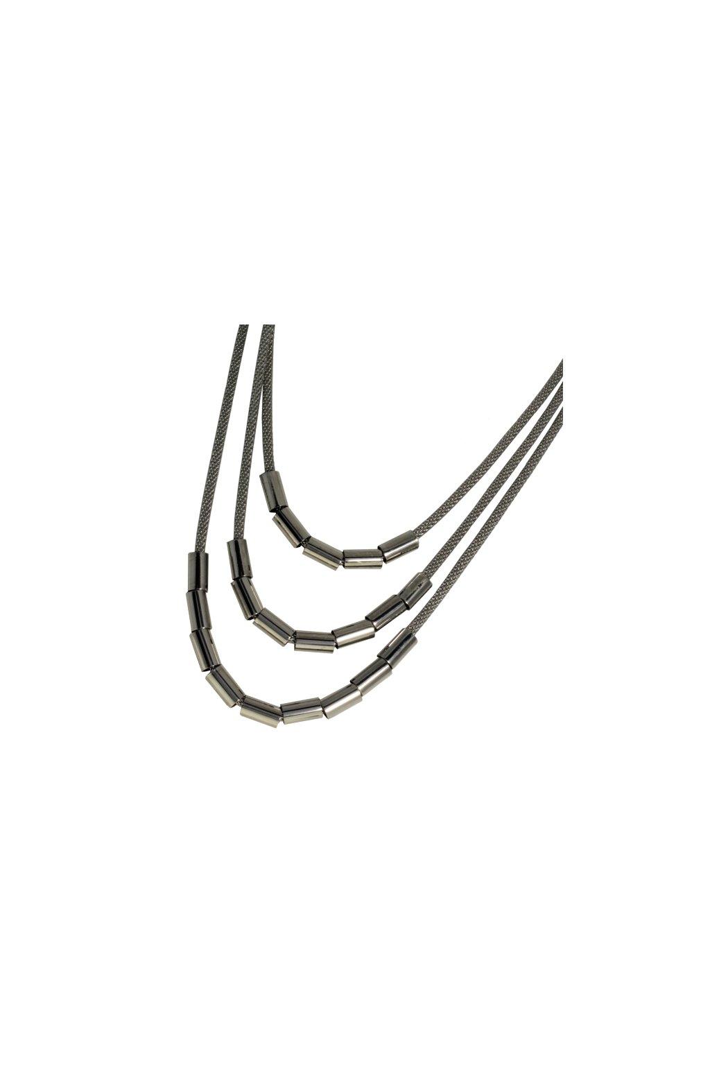 Skalimar Náhrdelník z chirurgické oceli STRAW 315492