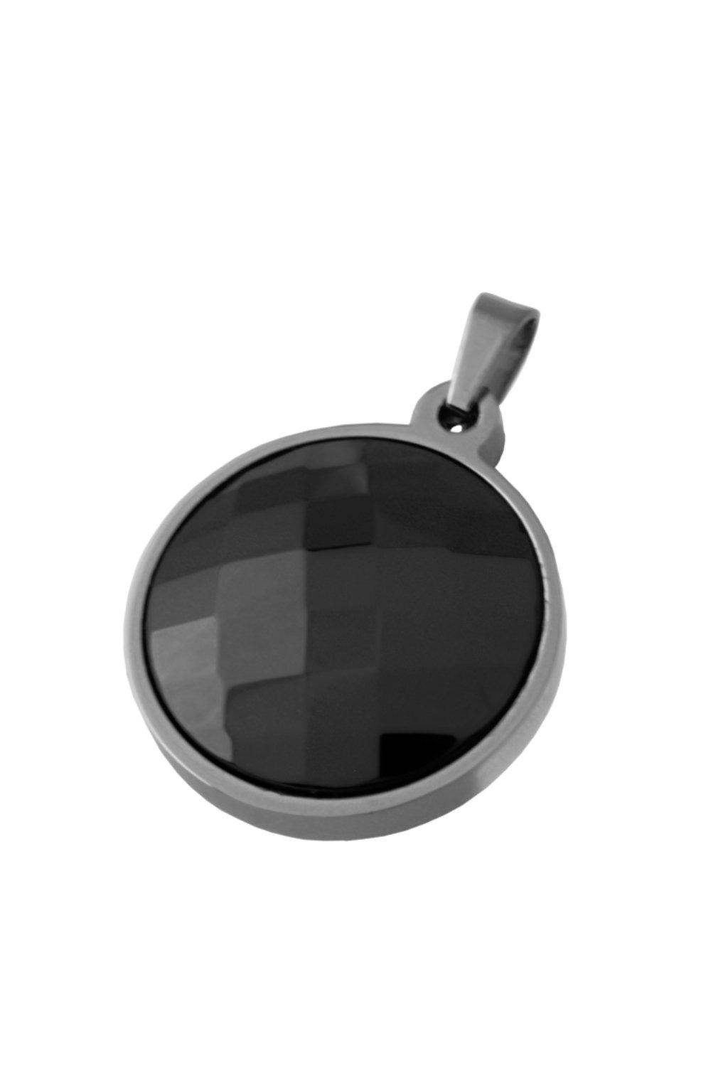 Skalimar Přívěsek z chirurgické oceli KERAMIKA 313920-1