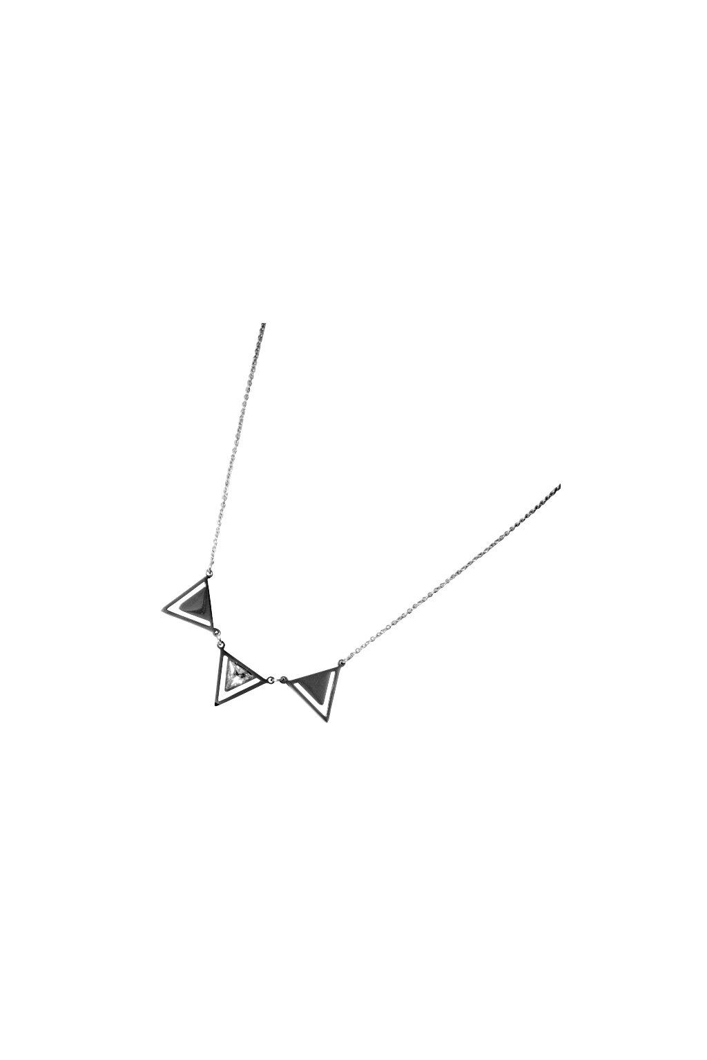 Skalimar Náhrdelník z chirurgické oceli GEOMETRIE 313960/2