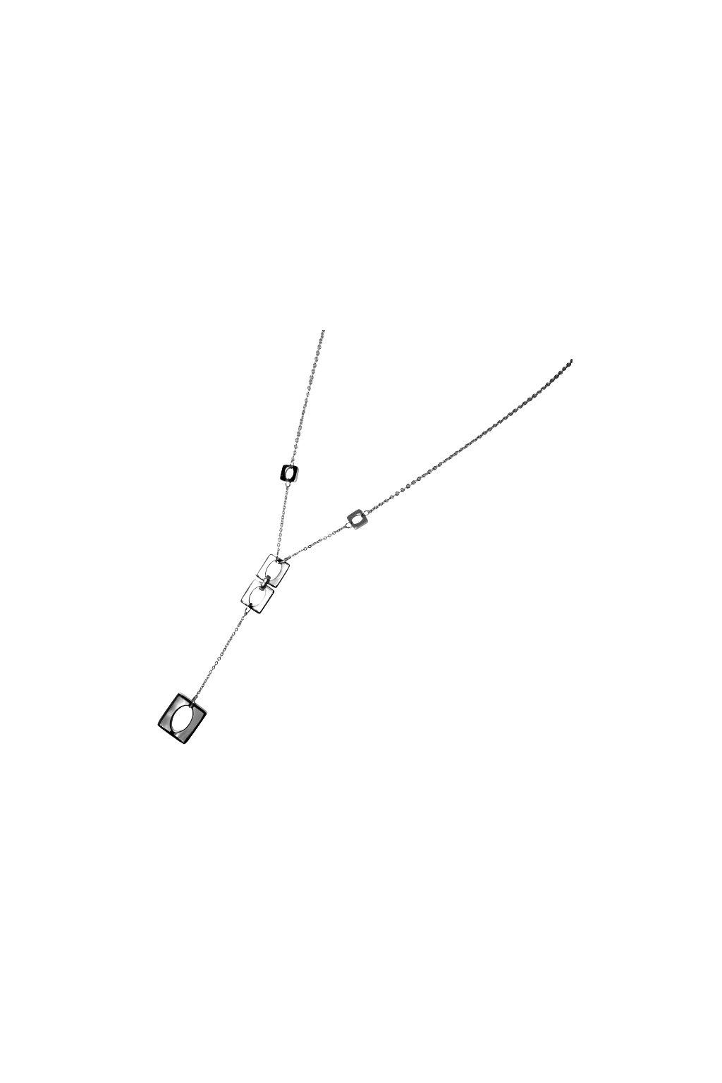 Skalimar Náhrdelník z chirurgické oceli PERLEŤ 13989999