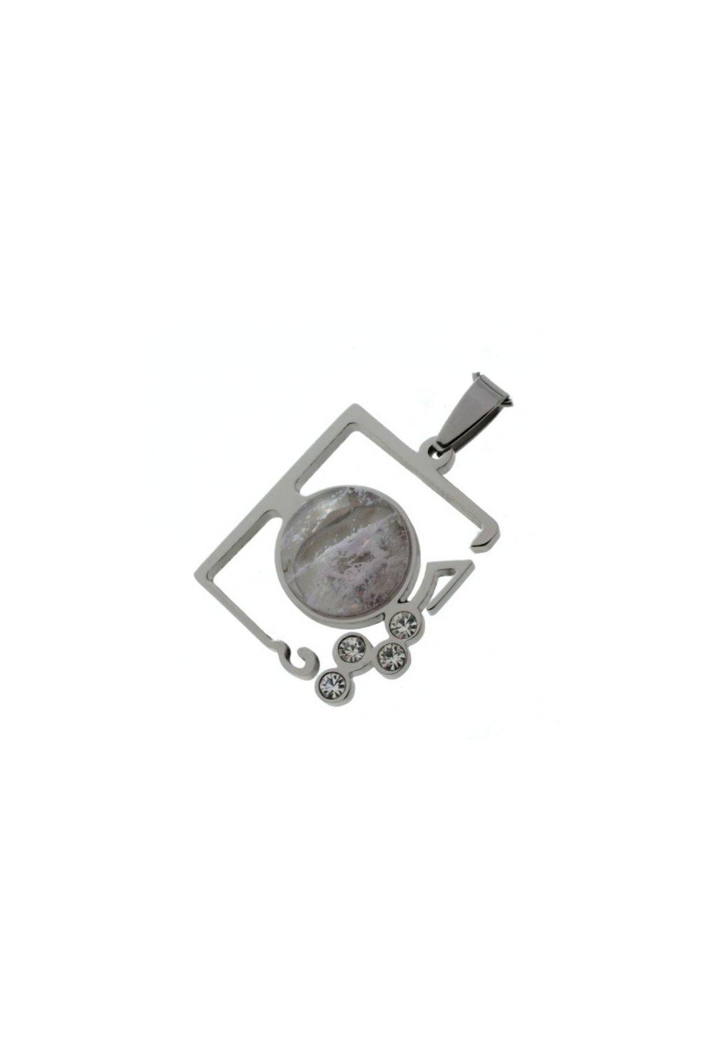 Skalimar Přívěsek z chirurgické oceli ETNO 213139