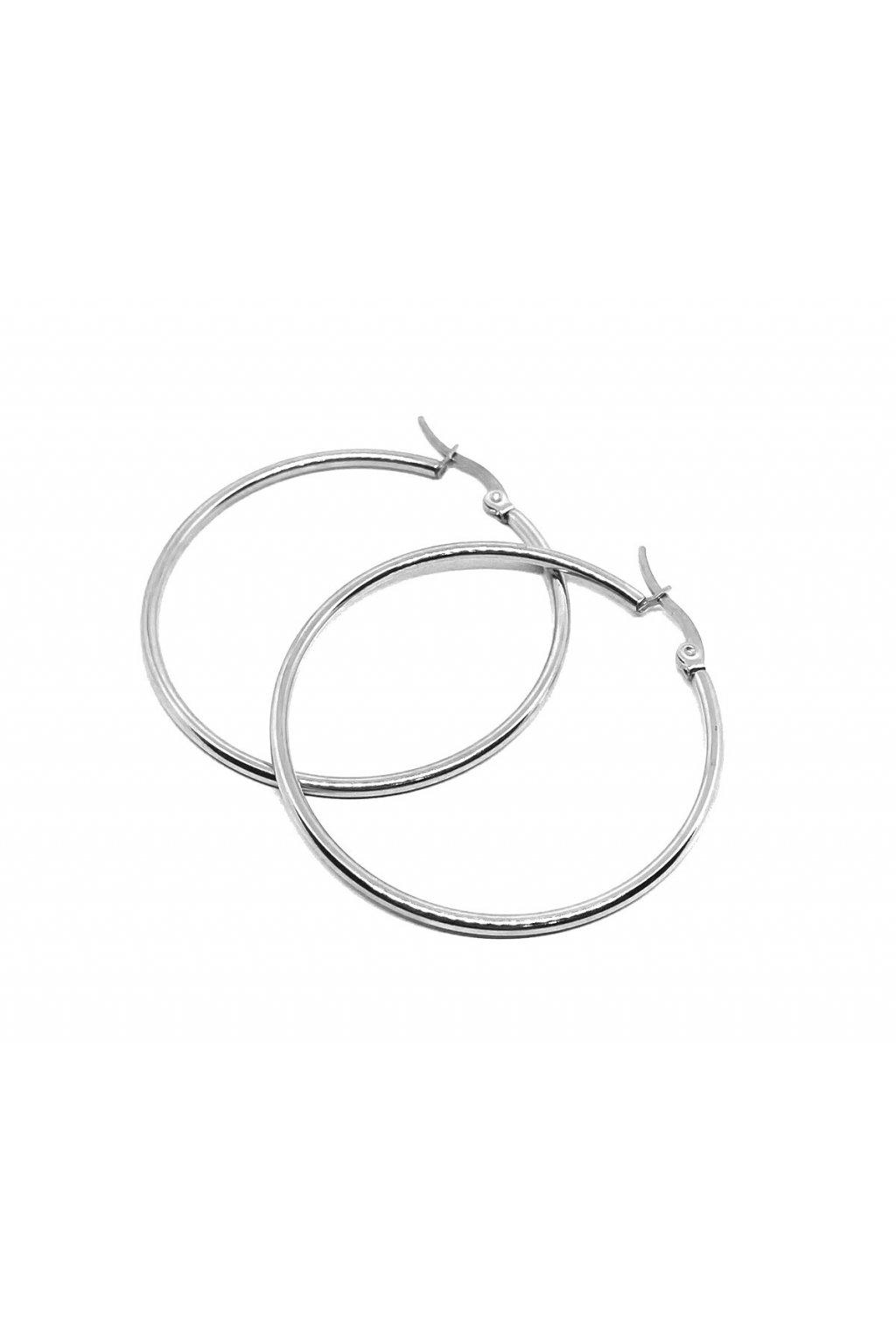 Skalimar Náušnice z chirurgické oceli KRUHY 46000501